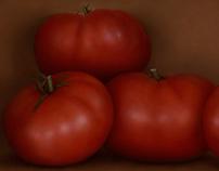 Pomodori Freschi_ Digital Painting