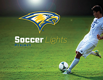 JBU Soccer Lights Project Post Card Package