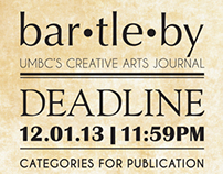 Bartleby 2013 Submission Flyer