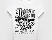 Anchored // Merchandise