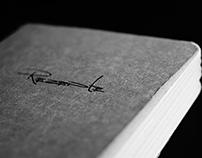 booklet | RECipes