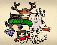 FAMILIA DE MONSTRUOS Y CAMILO VAHOS