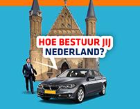 Hoe bestuur jij Nederland?