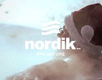 Nordik Spa-Nature - Christmas Advertising 2013