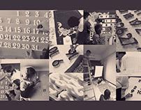 HandMade Calendar 2014