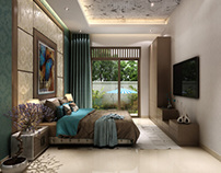 Anant Raj Township - Interior Villa Views