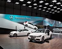 Mercedes-Benz: Geneva International Motor Show 2013