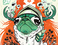 Ceremonial Pug of War