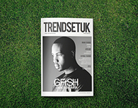 TrendsetUK Magazine - Issue I