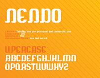 Nendo Font Free