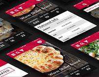 Restuar-want - iPhone app concept