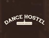 Dance Hostel Landing page