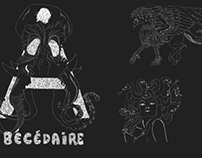 Monsters & Creatures Alphabet Book