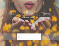 Influencers Market Place