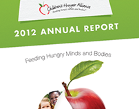 Children's Hunger Alliance 2012 Annual Report