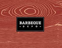 bbq bar brand + ads