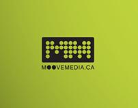 Moove Media Logo & Brand Standards