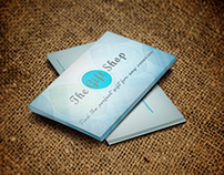 The Gift Shop - Logo, Business Card, Facebook  App