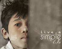 Live a simple life