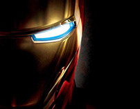 Iron Man Custom HUD