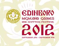 Edinboro 2012 Highland Games & Scottish Festival
