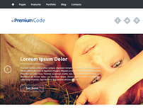 PremiumCode - Premium WordPress Theme