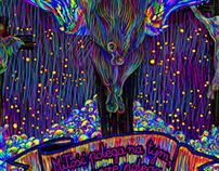 Rainbow Warriors Drawings    EPILEPSY WARNING!!!