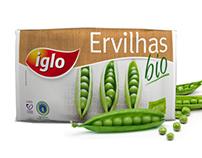 IGLO - ERVILHAS BIO