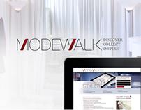 ModeWalk V2: Styling
