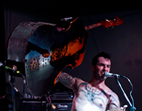 Koffin Kats, The Repercussions & The Royal dead 11-9-13