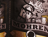 Mohren Bräu Packaging Design™