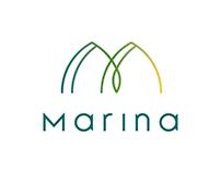 Marina - Logo