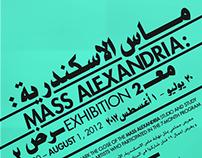 Exhibition Poster | Mass & Goethe Alexandria