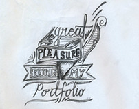 great pleasure seeing my portfolio