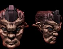 Goblin Headsculpt