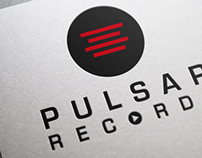 Pulsar Records Logo