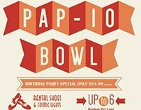 Papio Bowl poster