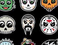 Halloween Characters (2013)