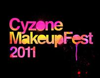 Make Up Brand Festival Branding