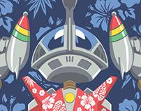 Aloha Oe Robot