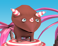 Dinoland Minigolf