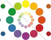 Infographic & Color Wheel for eHow.com