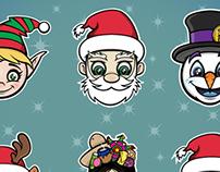 Christmas Characters (2013)