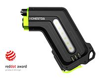 Defender multi-functional tool----多功能工具给户外出行更多的保护