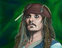 Captain Jack Sparra'
