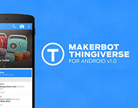 Thingiverse for Android