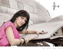 Amanda - The Aviator-Photography by Gino Galea  (Malta)