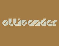 ollivander typeface
