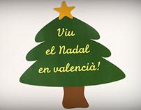 Viu el Nadal en valencià