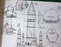 Sketchs- Part. 2